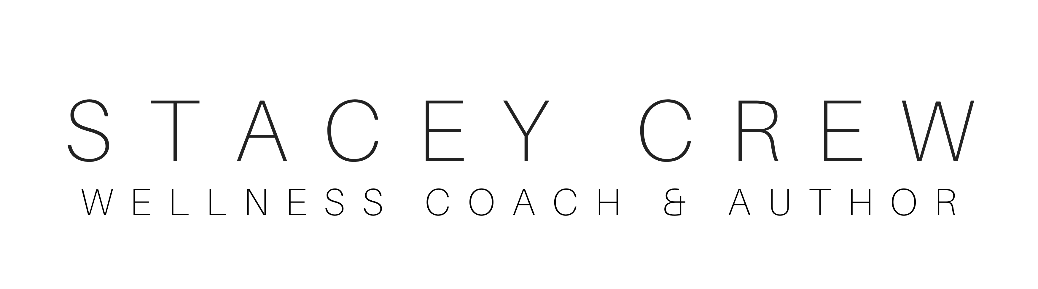 Stacey Crew Website Logo