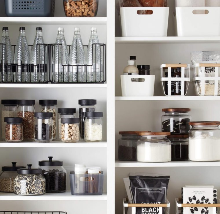 Stacey Crew Wellness Kitchen Organization Ikea containers