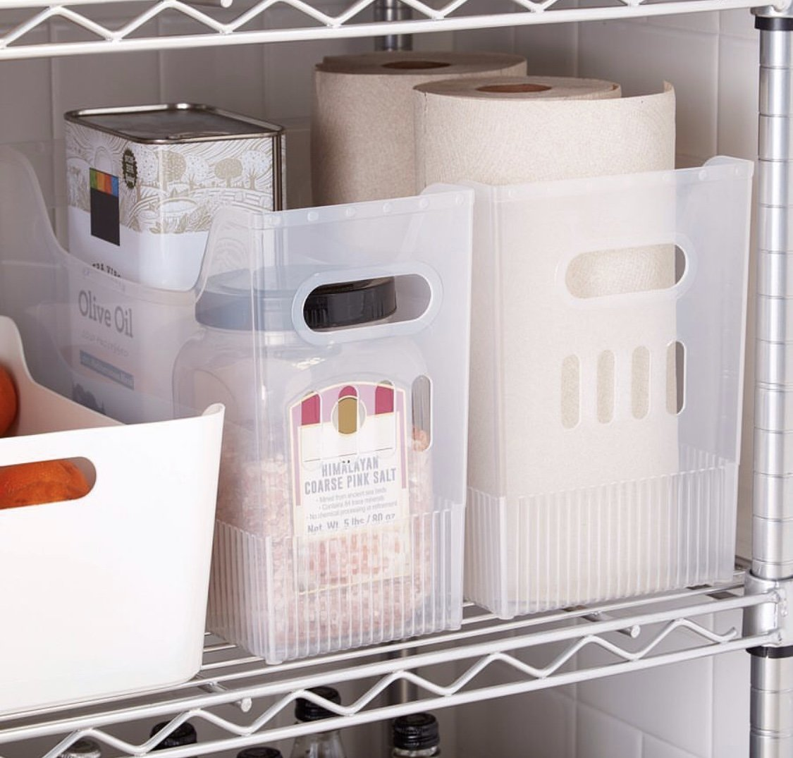 Stacey Crew Wellness Kitchen Organization Container Store Containers